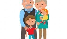 Omgang tussen grootouders en kleinkinderen