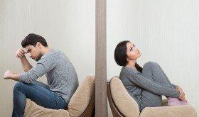 Je partner wil niet scheiden. Wat nu?