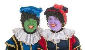 Kleur Piet of Zwarte Piet, wie kent hem niet…?