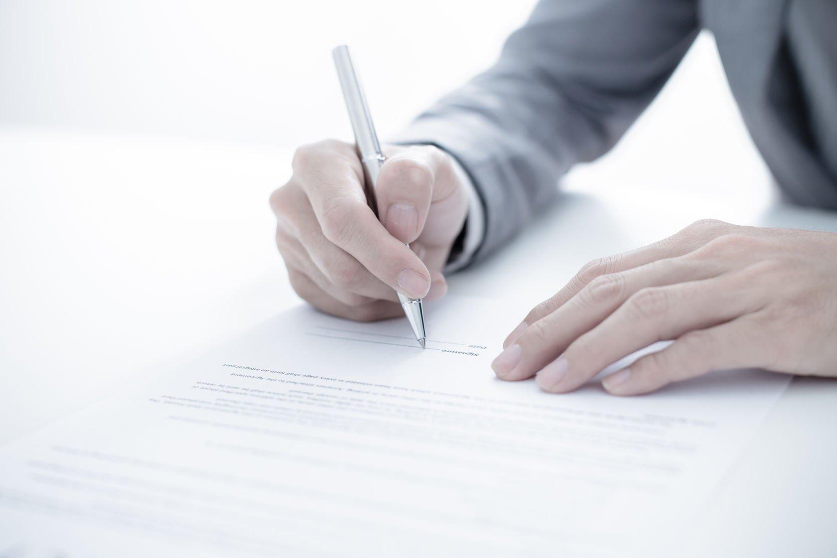 Boetes in contracten: oppassen geblazen!