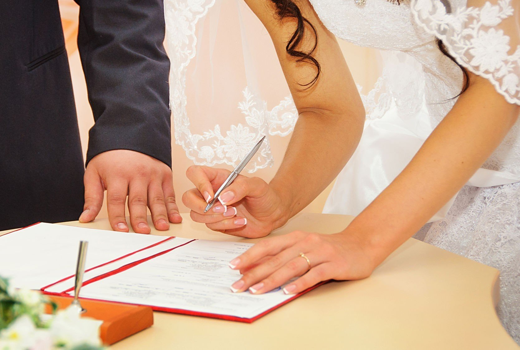 Blockchain je huwelijk