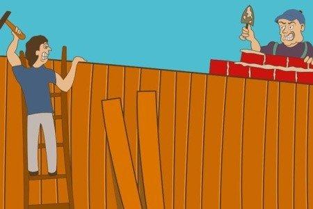 Burenruzies en het recht