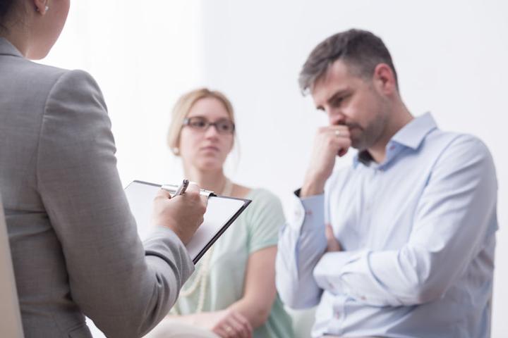 Mediation bij een echtscheiding?